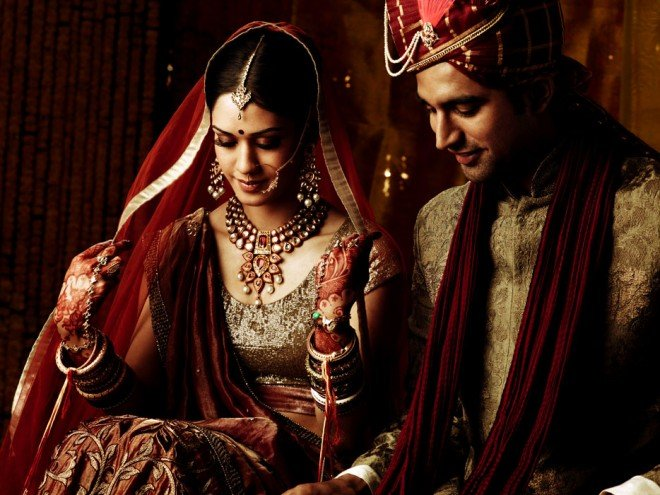 10 Most Elegant Indian Wedding Photography