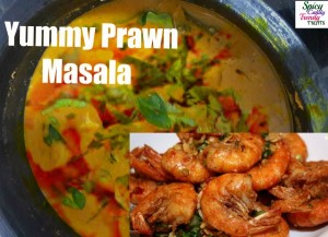 Yummy Prawn Masala Recipe