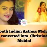 Testimony of Actress Mohini
