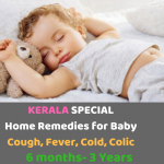 Immediate Home Remedies for Baby illness (Mom Should Know)