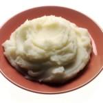 mashed potato baby food