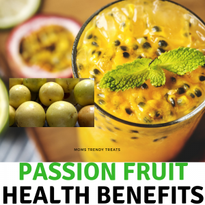 Passion Fruit Health Benefits (My Passionate Passion Fruit)