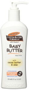 baby skin care lotions