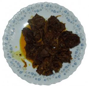 Pepper Mutton