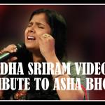 Anuradha Sriram Video Songs