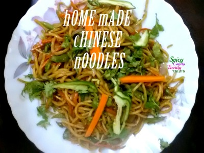 chinese noodles home made
