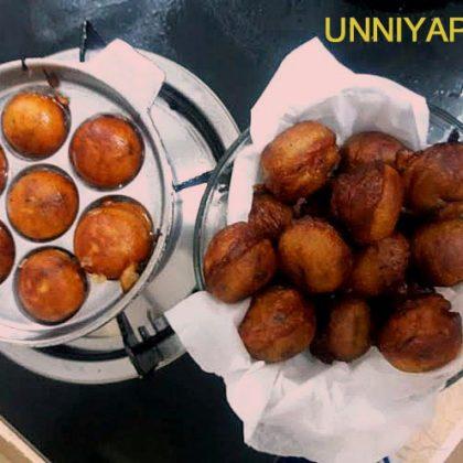 Unniyappam Kerala Special Recipe (Without Baking Soda)